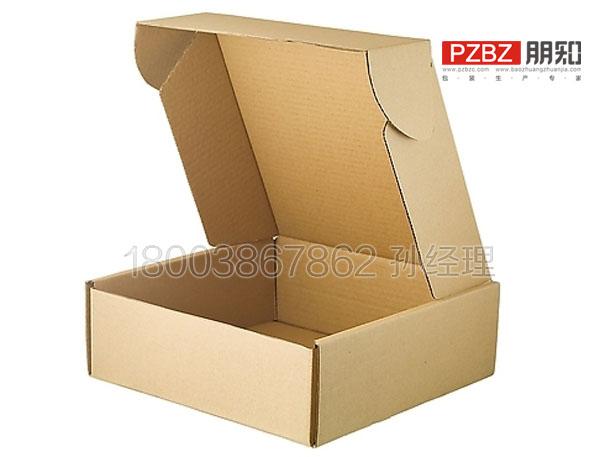 牛皮飞机盒