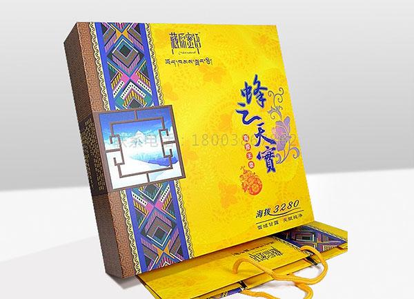 食品 蜂蜜类包装盒