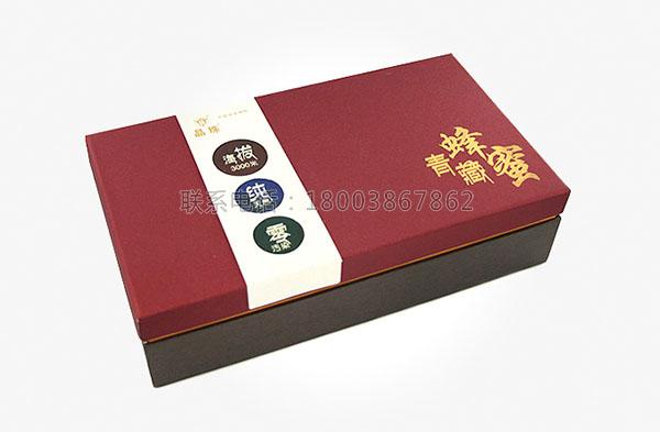 食品 蜂蜜类包装盒01