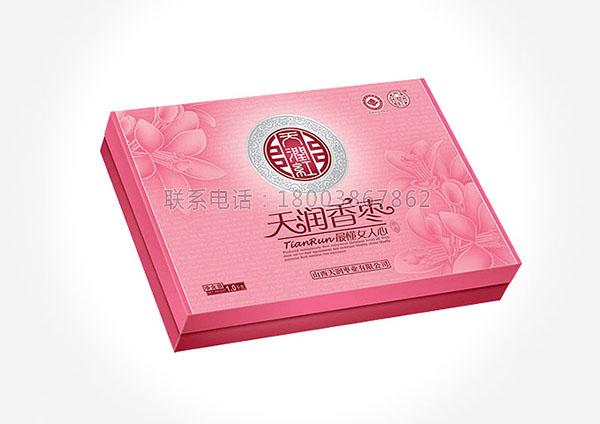 食品 枣类包装盒