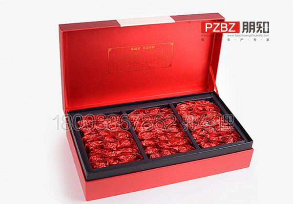 土特产礼品盒 茶叶盒包装03