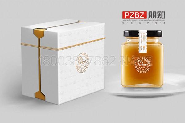 异型蜂蜜礼盒包装 02