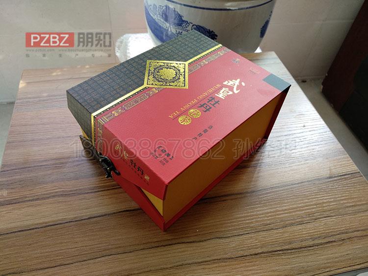 牡丹花茶包装